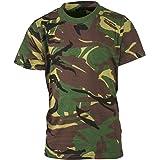Highlander Men's Camo T-Shirt