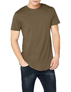 a19e56abe2c576 Urban Classics Herren T-Shirt Shaped Long Tee