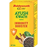 Baidyanath Ayush Kwath Tablets - Immunity Booster - 60 Tablets