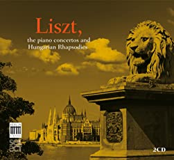Liszt - The Piano Concertos and Hungarian Rhapsodies (Berlin Classics Select)