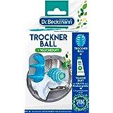 Dr. Beckmann Trockner della Palla con 50ML di profumo (all' asciugatrice e Ball con lamelle Noppen della tecnologia, Bianche