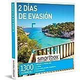 Smartbox - Caja Regalo 2 días de evasión - Idea de Regalo para Parejas - 1 Noche con Desayuno o 1 Noche para 2 Personas