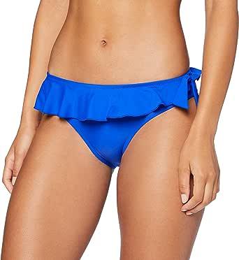 Pour Moi Splash Frill Brief Slip Bikini Donna