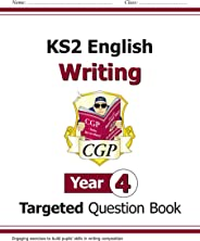 New KS2 English Writing Targeted Question Book - Year 4