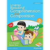 Develop Reading and Writing Skills of Kids, Longman Reading Comprehension and Composition Book, 7 - 8 Years (Class 2), By Pea