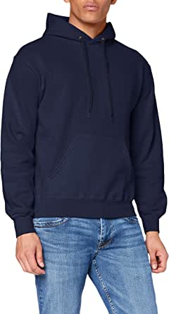 Fruit of the Loom Hooded Sweat Felpa Uomo
