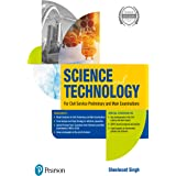 Science and Technology: Civil Services Prelims and Main Examinations (2019) by Pearson
