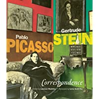 Correspondence – Pablo Picasso and Gertrude Stein (The French List - (Seagull titles CHUP))
