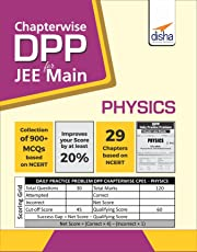 Chapter-wise DPP Sheets for Physics JEE Main