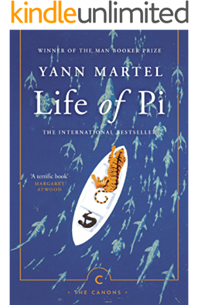 Life Of Pi Canons Ebook Martel Yann Amazon In Kindle Store
