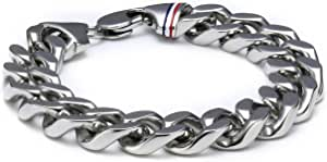 Tommy Hilfiger 215,0mm Bracciale in Acciaio.