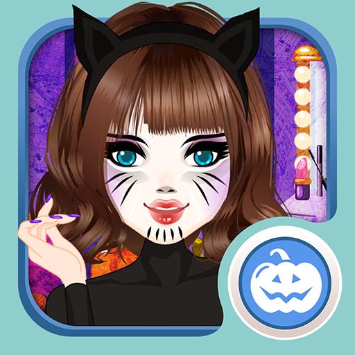 Halloween Spa – make-up - Mode-halloween-spiele