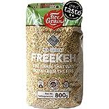 Grano Integral Del Trigo Verde Freekeh El Súper Alimento 800g / Grano Más Nutritivo Del Mundo / Grano Fresco, Saludable de Ga