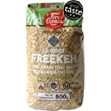 Whole Grain Greenwheat Freekeh World's Most Nutritious Super Food/Healthy Grain, Fresh from Galilee, Taste The…