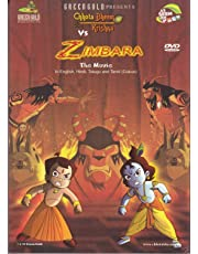 Chhota Bheem & Krishna vs Zimbara [dvd] [2012]