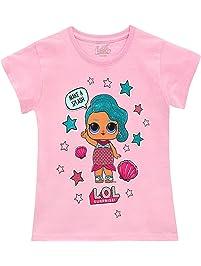 LOL Surprise! Maglietta Maniche Corta per Ragazze Bambole