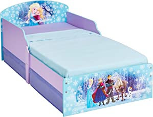 Disney HelloHome Kids Frozen Bed with Under-Bed Bedroom Furniture Storage