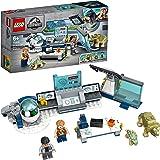 LEGO 75939 Jurassic World Dr Wu's laboratorium: Ontsnapping van de Babydinosaurussen Speelgoed met Owen Minifiguur