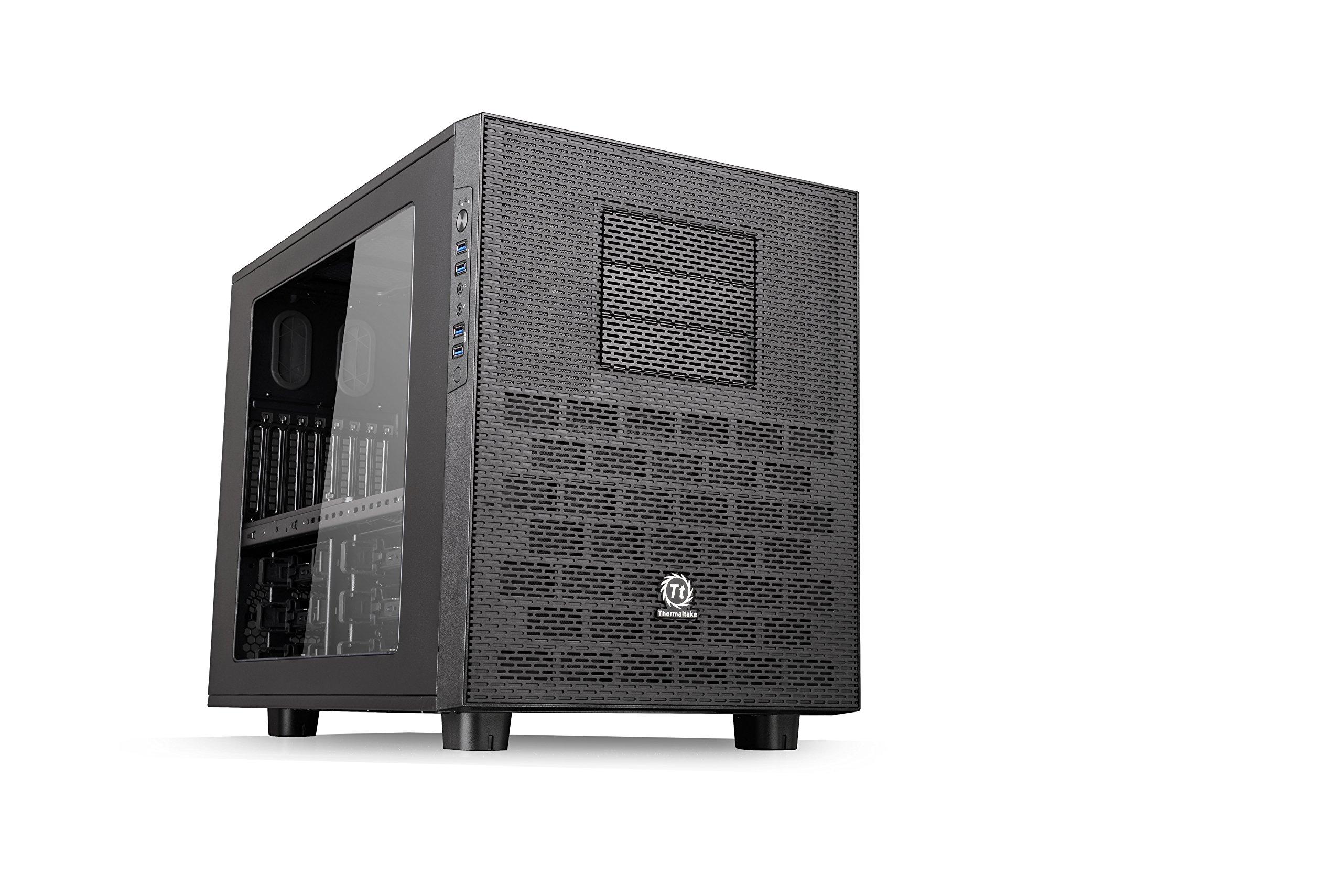 Thermaltake Core X9Black ca 1d800°F1WN: Liquid Cooling System