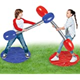 KreativeKraft Garden Toys For Children, Outdoor Games For Kids and Adults 2 Players, Pool Toys Includes 2 Inflatable Batons, For Birthday Parties Swimming Pool Holidays, Fun Gifts For Kids Adults