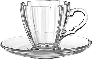 Paşabahçe Diamond 12 Parça Kahve Seti
