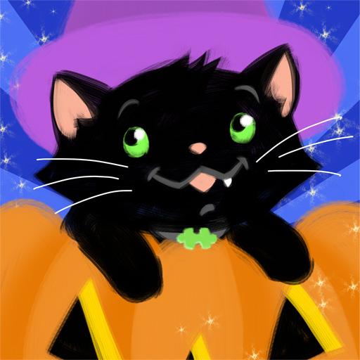 Mädchen Kürbis Hexe Kostüm - Halloween-Kinderpuzzles: Piraten-, Vampir- und Mumienspiele für Kleinkinder, Jungs und Mädchen - Kostenlos