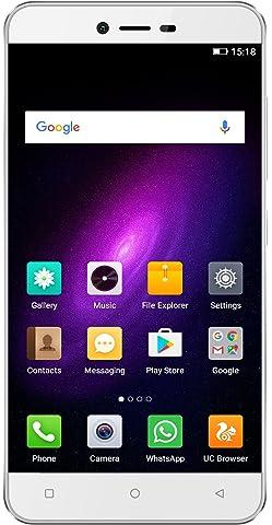 Gionee P7  White, 16  GB   Smartphones