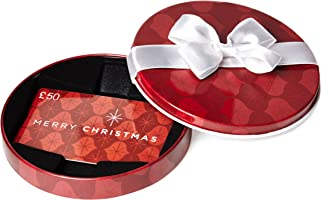 Amazon.co.uk Gift Card - In a Gift Tin (Christmas) - FREE One-Day Delivery