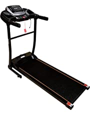 Cockatoo CTM-05 Steel 1 HP Motorised Multi-Function Treadmill(Free Installation Assistance)