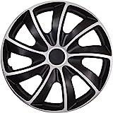 NRM QUAD 15 BI Quad Bicolor, svart/silver 15 tum