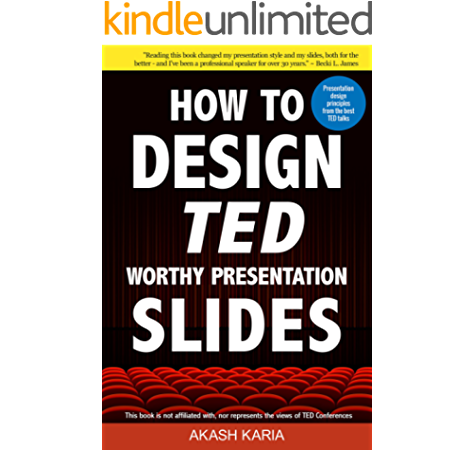 TED Talks Storytelling: 23 Storytelling Techniques from the Best TED Talks  eBook: Karia, Akash: Amazon.co.uk: Kindle Store