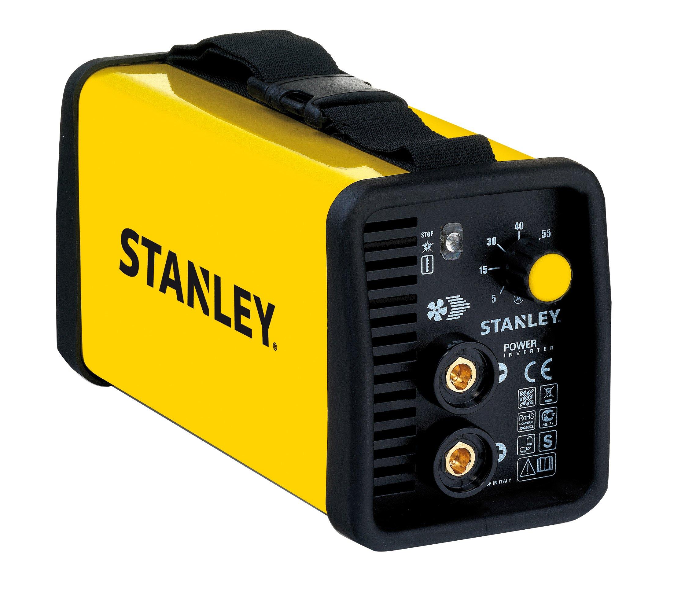 Stanley 460100 Inverter Equipo de Soldadura, 90A