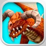 3D Drache Adventure Game: Königreich Clash of War