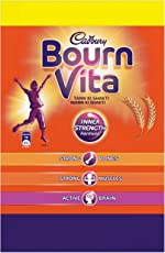 Cadbury Bournvita Chocolate Health Drink - 2 kg Pack