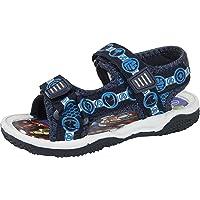 Marvel Avengers Boys Sports Sandals Kids Open Toe Adjustable Easy Fasten Waterproof Beach Pool Summer Holiday Hiking…