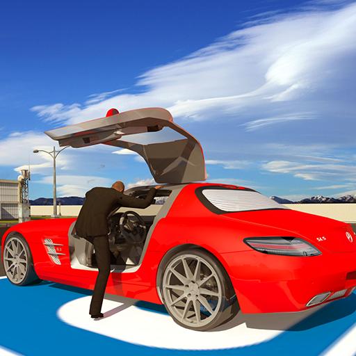 ule Testen 2018: Moderne Stadt Flughafen Auto Parken Simulator Spiele für Frei ()