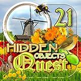 Hidden Objects Quest 21: Garden Bloom