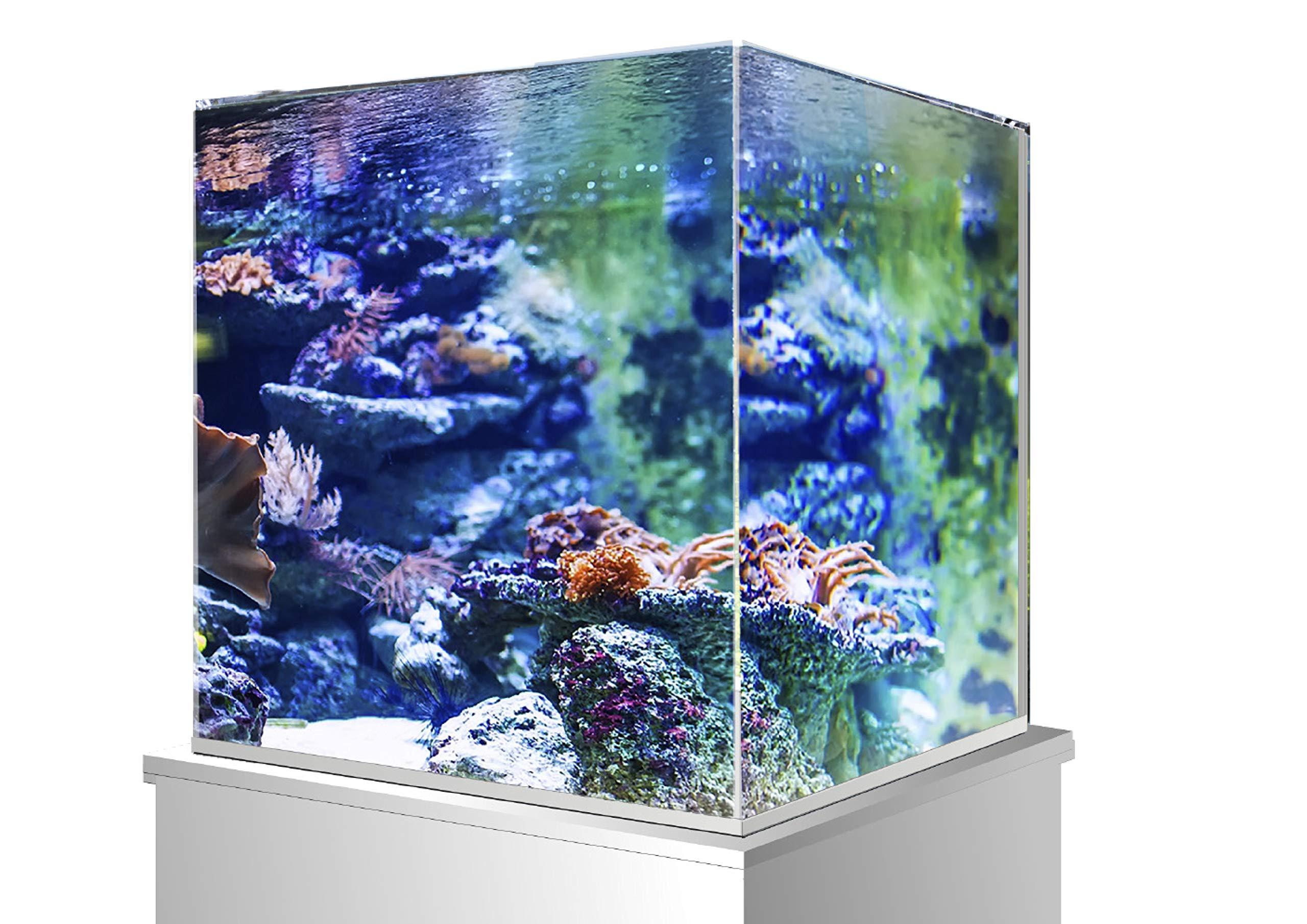 CROCI Wave Zen Artist Tank, 25 x 25 cm