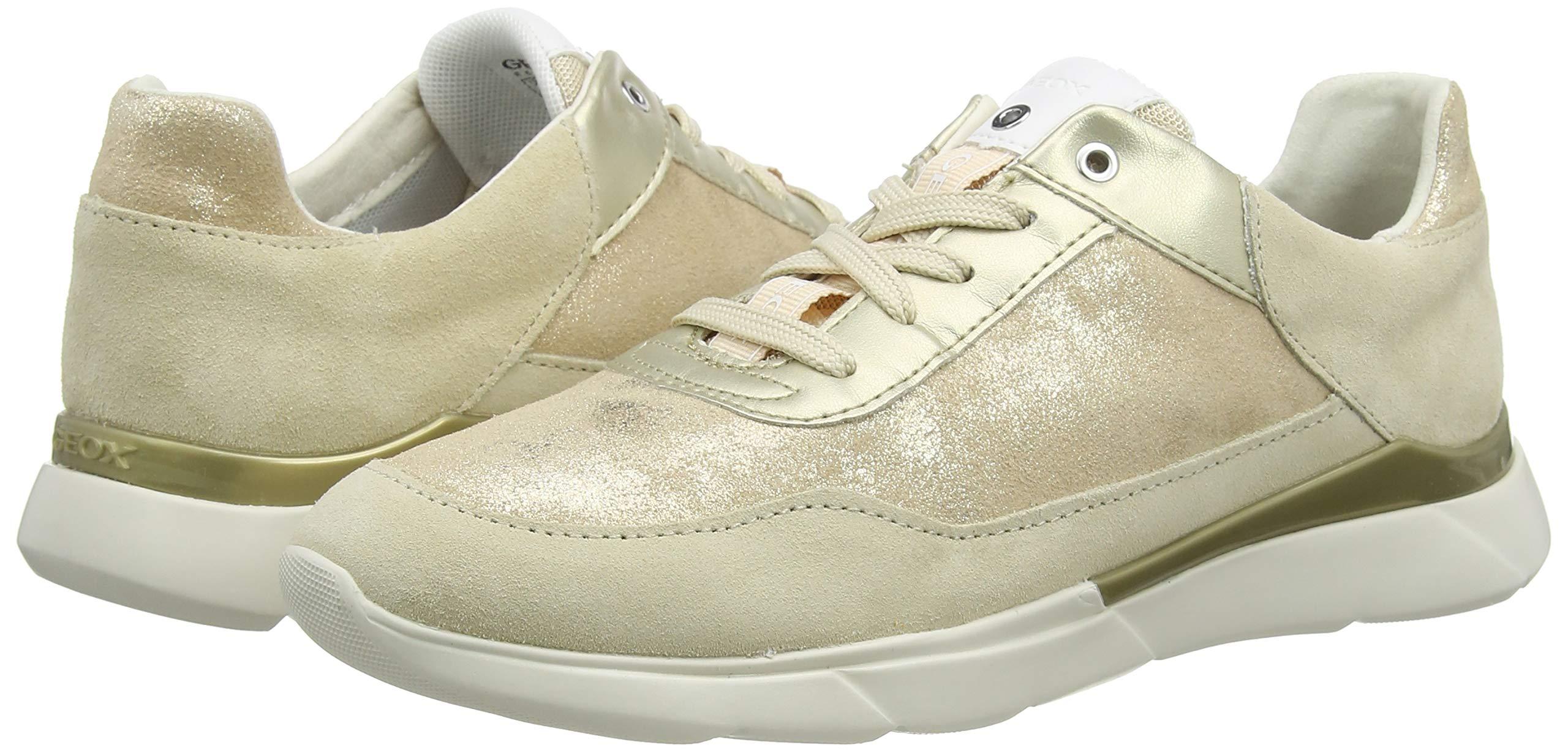Geox Damen D Hiver A Sneaker 5