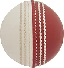 Omtex Synthetic Incredible Ball, Men's (Red/White)