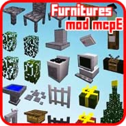 Furniture Mod Packs for MCPE