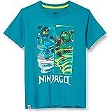LEGO Mwc-T-Shirt Ninjago Camiseta para Niños