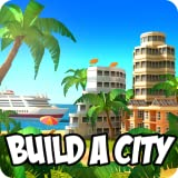 Paradise City: Island Sim - Bay Stadtinsel Game
