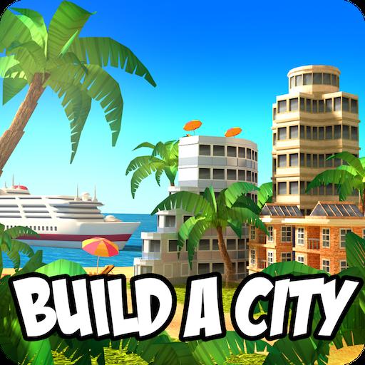Paradise City: Island Sim - Bay Stadtinsel Game (Sim City Kostenlos)