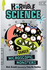 Horrible Science: Microscopic Monsters Kindle Edition