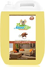 Natural Care Carpet & Upholstery Shampoo -5 Liters