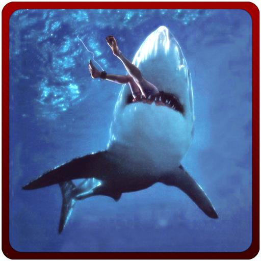 Tiburón enojado 3D Ataque Revenge