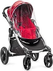 Baby Jogger BJ90351 City Select Wetterschutz für Kinderwagen, schwarz