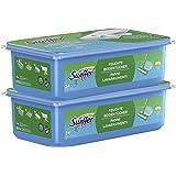 Swiffer 2968 g Lot de 48 lingettes humides pour sols avec parfum d'agrumes frais