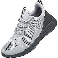 KOUDYEN Uomo Donna Scarpe da Ginnastica Corsa Sportive Fitness Trail Running Leggera Sneakers Basse
